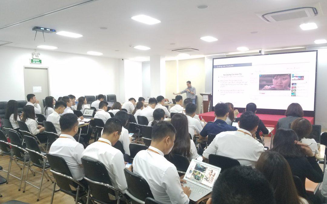 Training BĐS cùng Google Ads tại đơn vị Hưng Thịnh Land
