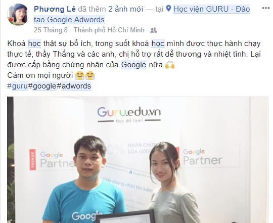 Lê Thị Hồng Phương – Sinh viên trường Đại học Xã hội & Nhân văn TPHCM