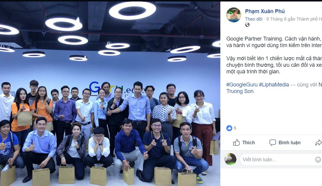 Phạm Xuân Phú – CEO/Founder tại Lipha Group