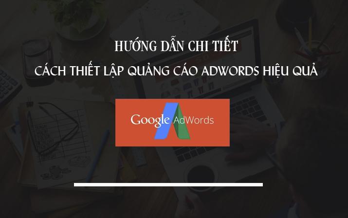 thiết lập lịch quảng cáo adwords 01