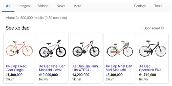 cách chạy google shopping 02