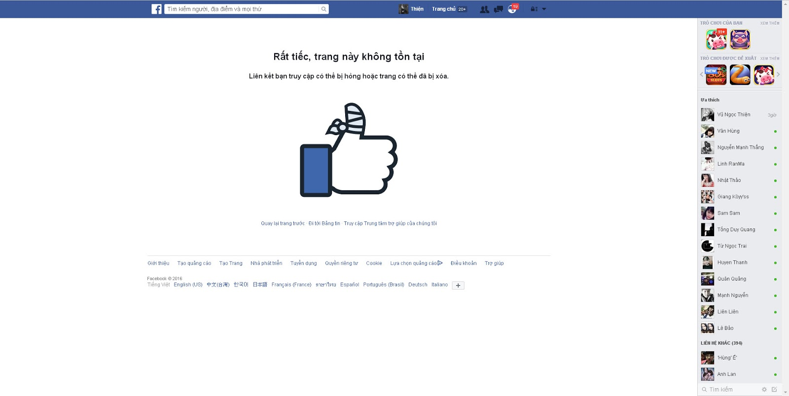 Report Facebook là gì? 03