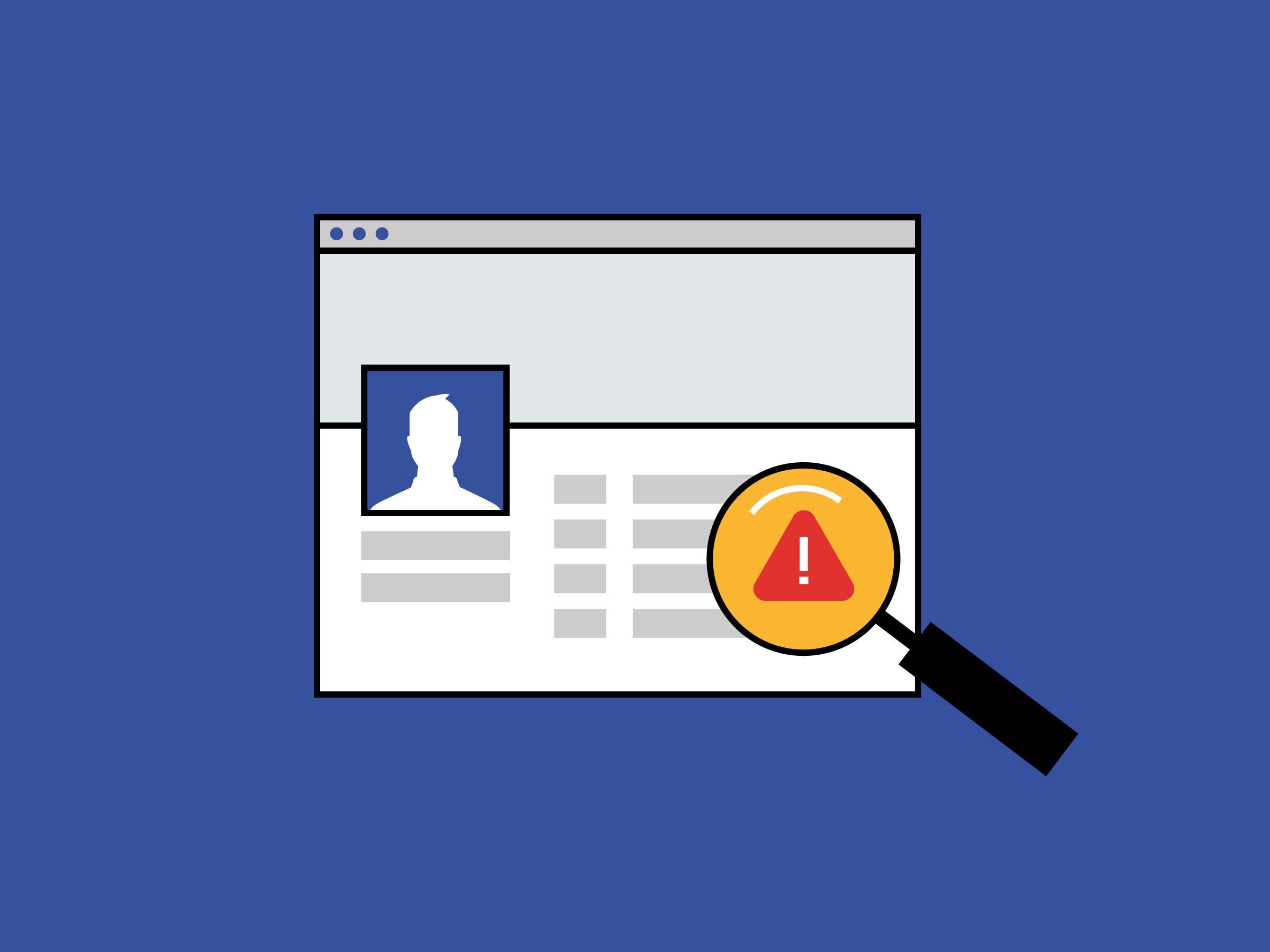 Report Facebook là gì?