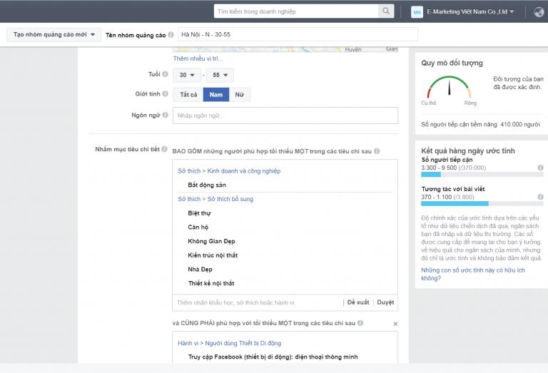 tài liệu target facebook ads 02