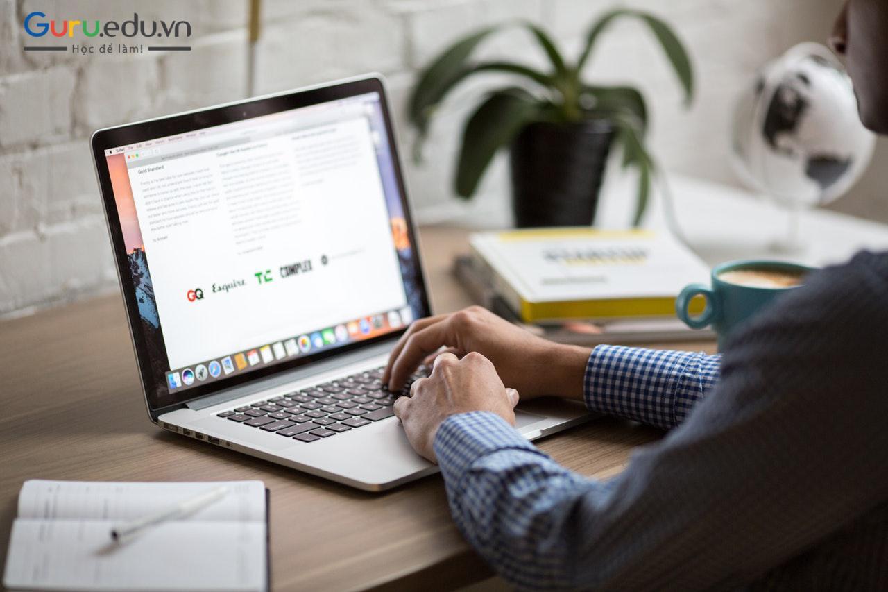 quảng cáo website 2