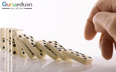 Domino là gì? Hiệu ứng Domino trong chiến lược Content Marketing