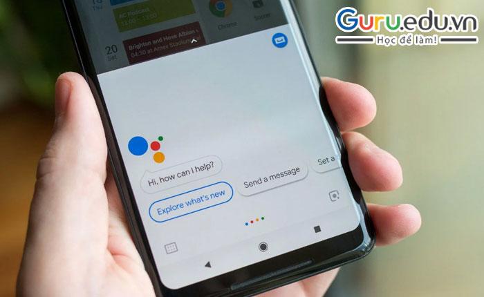 Google Assistant là gì 02