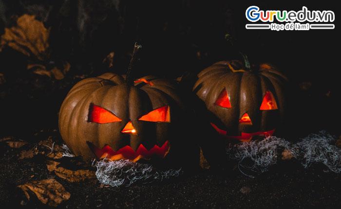 Top những ý tưởng trang trí Halloween cho cửa hàng sáng tạo