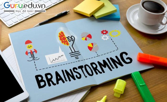 Brainstorming là gì? Những quy tắc để brainstorming hiệu quả