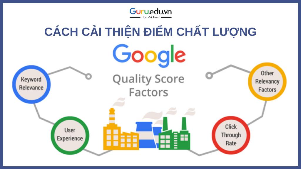 Cách cải thiện điểm chất lượng quảng cáo Google Ads